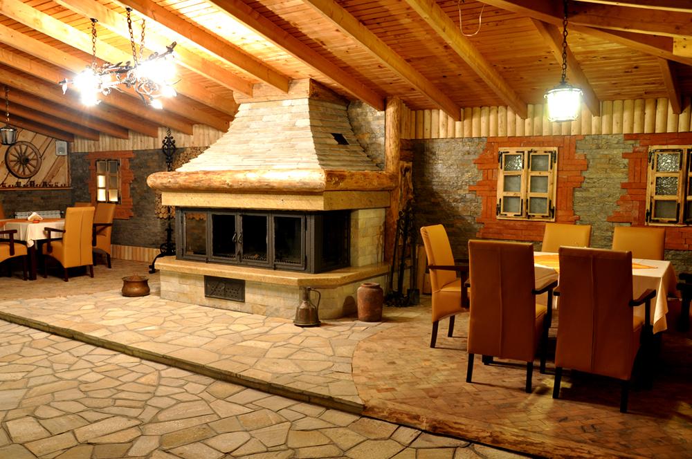 Etno restoran for Design hotel i restoran navis